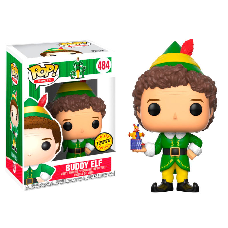 Buddy the Elf Pop Vinyl Elf Funko Pop