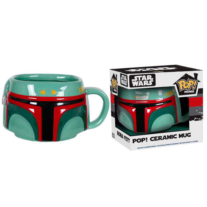 Taza POP Home Star Wars Boba Fett