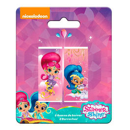 Shimmer and Shine eraser set