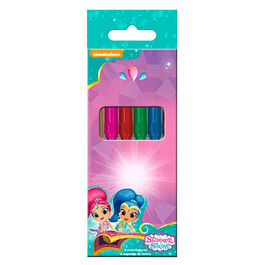 Blister 6 rotuladores Shimmer y Shine