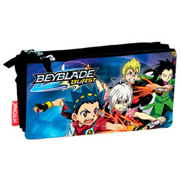 Portatodo Beyblade Burst Battle triple