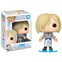Figura POP! Vinyl Yuri!!! On Ice Yurio