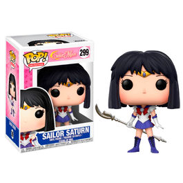 Figura POP! Vinyl Sailor Moon Sailor Saturn