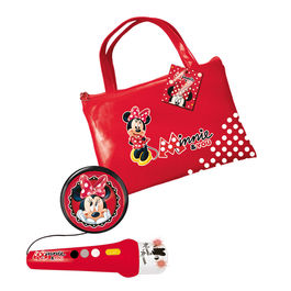 Disney Minnie handbag with microphone with ampliefier and melodies