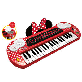 Disney Minnie piano with mp3 connection