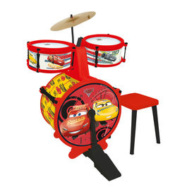 Bateria Cars Disney