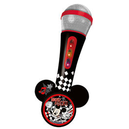 Disney Mickey microphone with melodies and amplifier