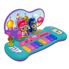 Shimmer and Shine piano with figures