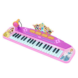 Disney Princess piano with mp3 connection