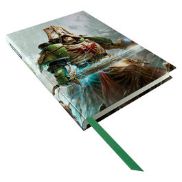 Cuaderno Dark Angels Warhammer 40,000