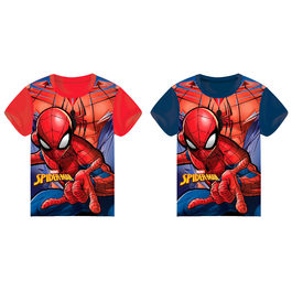 Camiseta Spiderman Marvel surtido