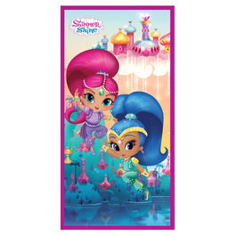 Shimmer and Shine microfibre towel