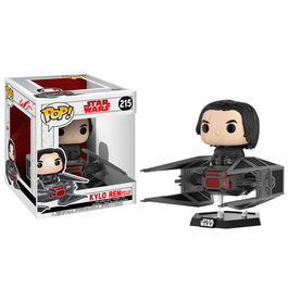Figura POP! Star Wars Kylo Ren on TIE Fighter