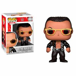 Figura POP! WWE The Rock Old School Series 6