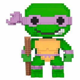 Figura POP! 8-Bit TMNT Teenage Mutant Ninja Turtles Donatello