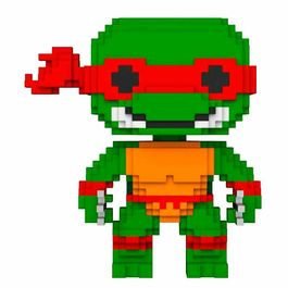 Figura POP! 8-Bit TMNT Teenage Mutant Ninja Turtles Raphael