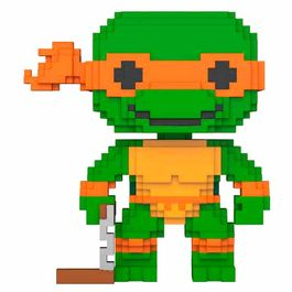 Figura POP! 8-Bit TMNT Teenage Mutant Ninja Turtles Michelangelo