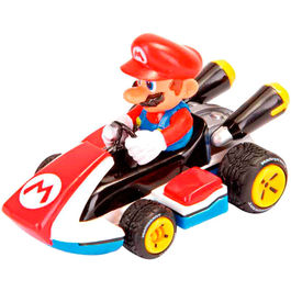 Nintendo Pull Speed Mario Kart 8 Mario car box