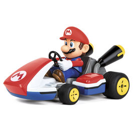 Nintendo Mario Kart Race Kart Mario Car with sound 35cm