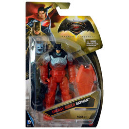 Figura Engery Shield Batman Batman vs Superman DC Comics