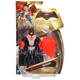 Figura Heat Shield Batman Batman vs Superman DC Comics