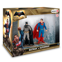 Figuras Batman vs Superman DC Comics