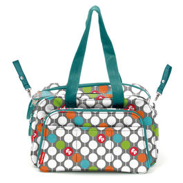 Dots diaper bag 46cm