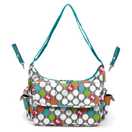 Dots diaper bag 39cm