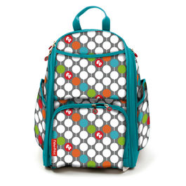 Dots diaper backpack 42cm