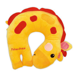Giraffe neck cushion