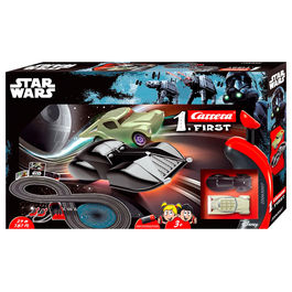 Disnet Star Wars Carrera First Circuit
