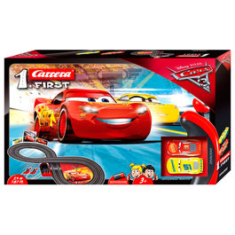 Disney Cars 3 Carrera First Circuit