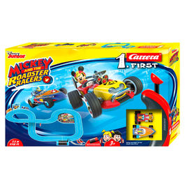 Disney Mickey Roadstar Racers Carrera First Circuit