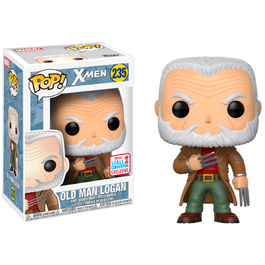 Figura POP Marvel X-Men Old Man Logan 2017 Fall Convention Exclusive