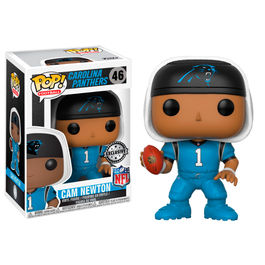 Figura POP NFL National Football League Cam Newton Exclusive