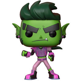 Figura POP! Teen Titans Go! The Night Begins To Shine Beast Boy