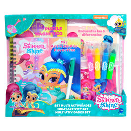Shimmer and Shine multi-activity set