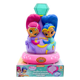 Shimmer and Shine lamp