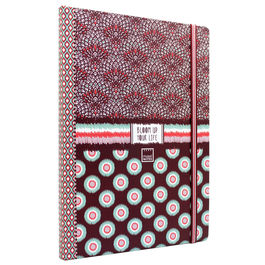 Cuaderno A4 Bloom UP tapa dura