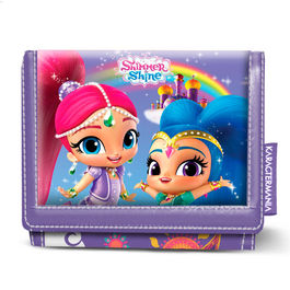 Shimmer and Shine wallet