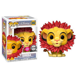 POP! figure Disney The Lion King Simba Flocked Exclusive