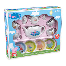 Set porcelana Peppa Pig