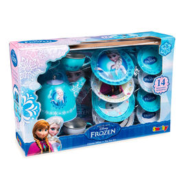 Set metal Frozen Disney