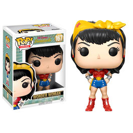 Figura POP! DC Comics Bombshells Wonder Woman
