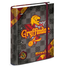 Carpesano A4 Harry Potter Quidditch Gryffindor