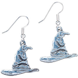 Pendientes Sorting Hat Harry Potter