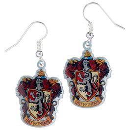 Pendientes Gryffindor Crest Harry Potter