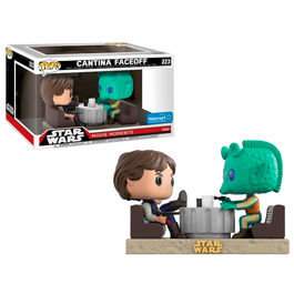 Figura POP! Star Wars Han Solo & Greedo Cantina Exclusive