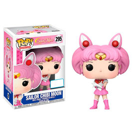 Figura POP! Sailor Moon Chibi Moon Sparkle Glitter Exclusive