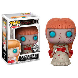 Figura POP! Annabelle Bloody Exclusive